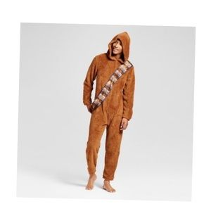 Other - Men's Star Wars Chewbacca onesie